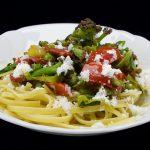 Pasta Chorizo Gemüse