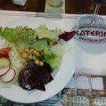 Salat vom Buffet